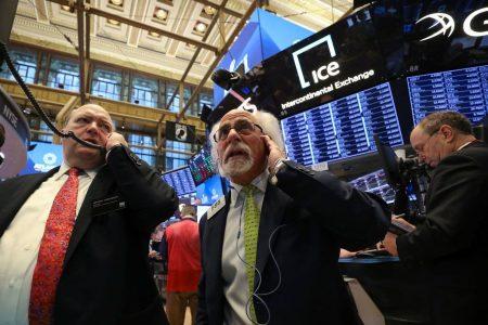 Stocks slide on renewed fears of a global economic slowdown – The Washington Post