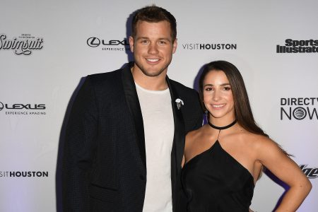 Colton Underwood opens up about Aly Raisman being his 'first love' – Fox News