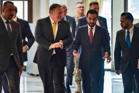 Pompeo meets with Iraqi leaders during unannounced stop in Baghdad – The Washington Post