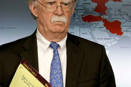 John Bolton's written note on 'troops to Colombia' raises eyebrows – Fox News