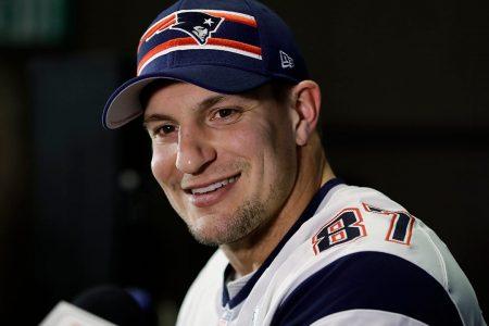 New England Patriots' Rob Gronkowski talks about football pains as retirement rumors swirl – Fox News