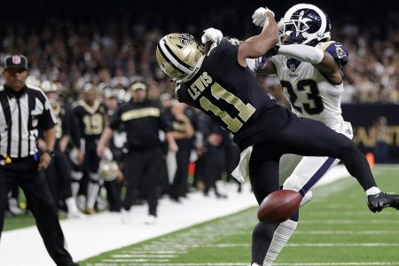 Controversial non-call overshadows Rams-Saints NFC Championship Game – Fox News