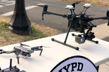 New Year's Eve Times Square drone grounded due to weather, NYPD says – Fox News