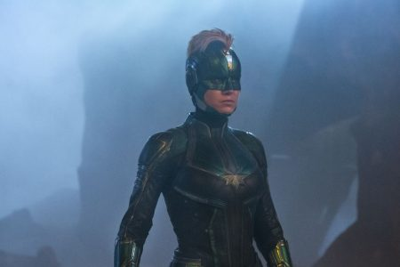New Captain Marvel trailer drops during College Football Championship – Polygon