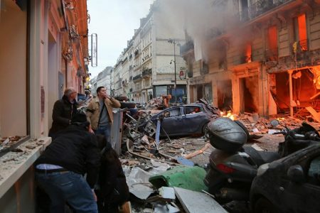 Paris bakery explosion kills 4 people, injures 47 with 10 in critical condition – Fox News