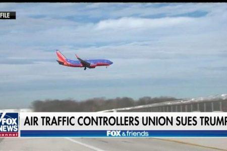 Air Traffic Controllers Union Sues Trump Admin. Over Gov. Shutdown, Claims Rights Violations – Fox News Insider