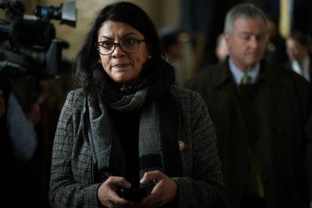 Florida official rebuked for calling Rep. Rashida Tlaib a 'danger' who may 'blow up' the Capitol – The Washington Post