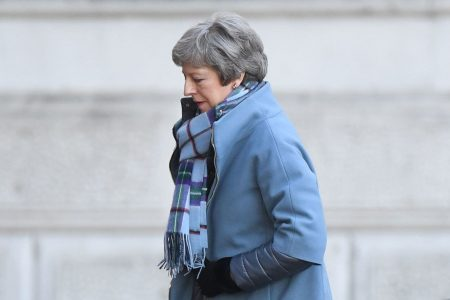 Brexit: Theresa May and Parliament fight for control – The Washington Post