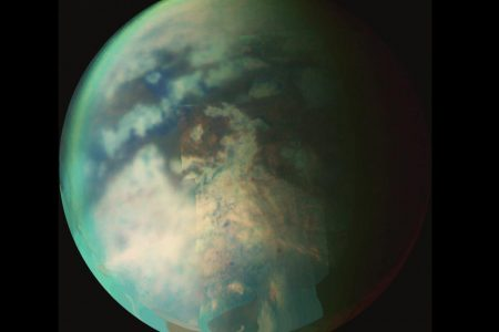 Rain spotted on Saturn's moon Titan, which may be home to alien life – Fox News