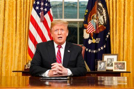 Trump border wall draws fire from media – Critics bash broadcast of Oval Office speech – Fox News