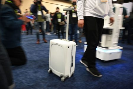 Self-rolling suitcases and roll-up TVs: CES 2019's craziest and coolest gadgets – Washington Post