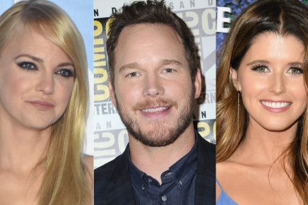 Anna Faris says ex Chris Pratt texted her after proposing to Katherine Schwarzenegger: 'I'm so happy for them' – Fox News