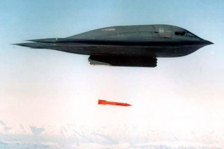 Strategic Command deletes New Year's tweet about dropping bomb – CBS News