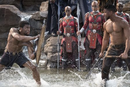 Black Panther Will Return to Theaters for One Week – IGN
