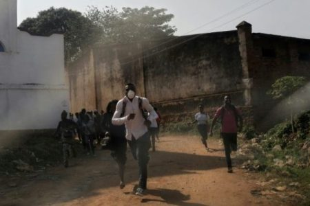 World View: Ebola Outbreak in D.R. Congo Spreading Exponentially Faster – Breitbart