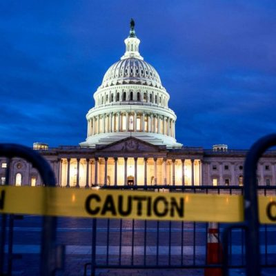 Federal workers are suing the US government over the shutdown – ABC News
