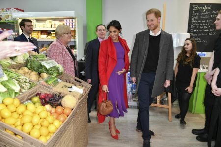 Meghan Markle sports $4,400 outfit at royal engagement – Fox News