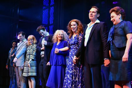 Beautiful! Carole King surprises by showing up as herself in Broadway bio – USA TODAY