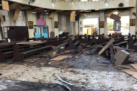 Bombing of Roman Catholic cathedral in southern Philippines kills at least 21 – Fox News