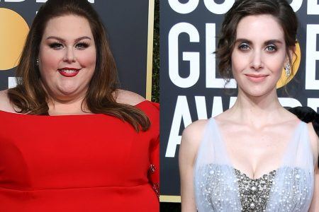 Chrissy Metz denies calling Alison Brie 'such a b—h' on Golden Globes red carpet – Fox News