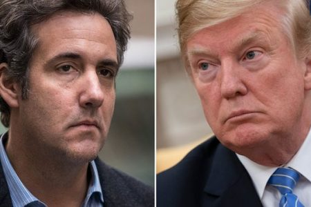 Lanny Davis: Trump views Cohen as 'greatest threat to his presidency'   TheHill – The Hill