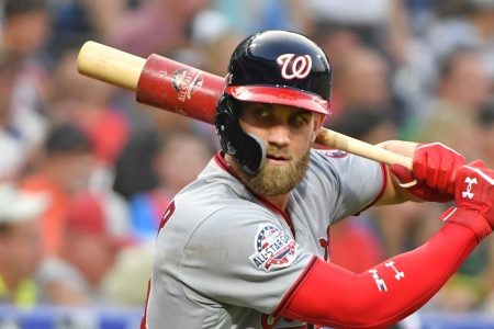 Free agent Bryce Harper set for meeting with Phillies – USA TODAY