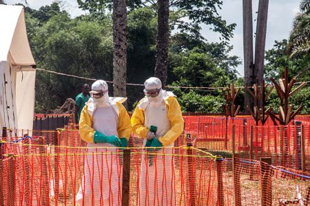 Ebola outbreak spreads as confirmed cases top 600 | TheHill – The Hill