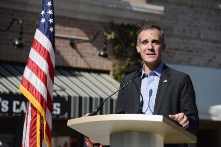Los Angeles Mayor Eric Garcetti will not run for president – POLITICO