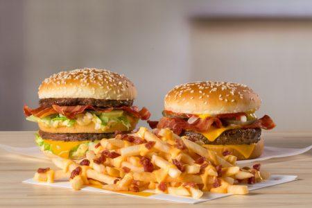 McDonald's goes bacon crazy: Cheesy Bacon Fries, Big Mac Bacon and Quarter Pounder Bacon – USA TODAY