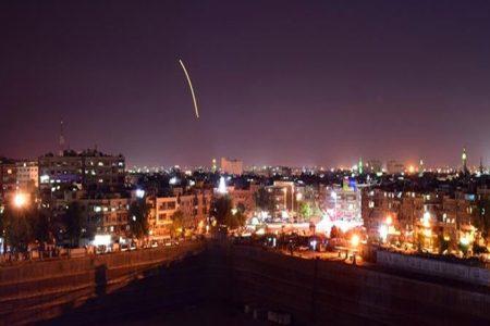 Netanyahu confirms weekend strike on 'Iranian weapons' in Syria – Aljazeera.com