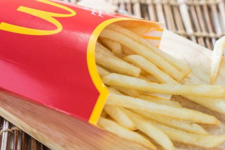 McDonald's fan discovers french fry box 'purpose,' sparks Twitter debate – Fox News