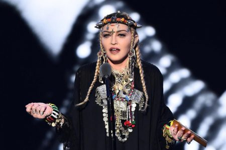 Madonna gives surprise New Year's Eve concert at historic Stonewall Inn – CBS News