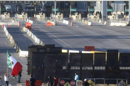 The country's busiest border crossing will allow 20 people to claim asylum a day. They used to take up to 100 – CBS News