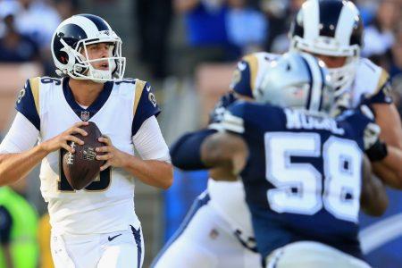 Jared Goff vs. Dak Prescott: Who has the edge in Rams-Cowboys battle? – Rams Wire