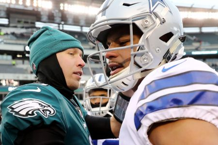 3 reasons Cowboys should be rooting for Eagles on wild-card Sunday – USA TODAY