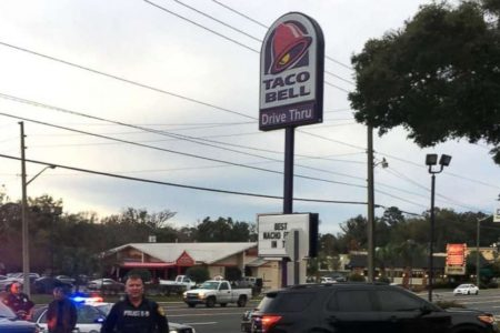 Fisherman's catch of the day prompts evacuation of a Taco Bell in Ocala, Florida – ABC News