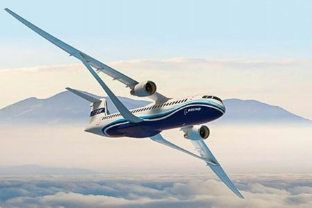Boeing's radical 'transonic' wing design could mean higher, faster airplanes – CNN