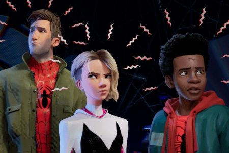 Sony Considering Spider-Man: Into the Spider-Verse TV Show Spinoffs – IGN