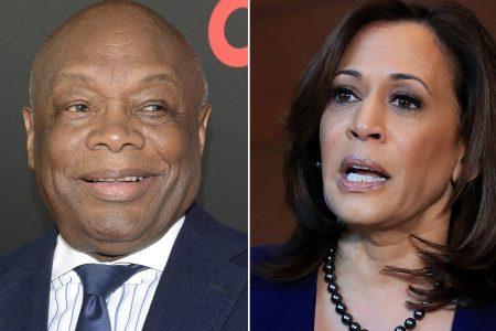Extramarital affair with Kamala Harris? Former San Francisco mayor, 84, admits it happened – Fox News