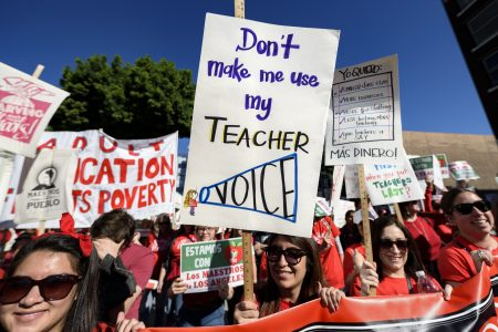 How the Debate Over Charter Schools is Fueling the Looming Los Angeles Teacher Strike – TIME
