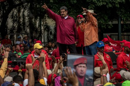 Venezuela Is in Crisis. So How Did Maduro Secure a Second Term? – The New York Times