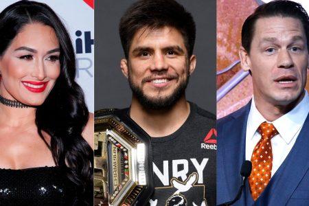 UFC fighter Henry Cejudo says he'd fight John Cena for Nikki Bella's love – Fox News