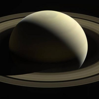 Saturn's rings help astronomers finally calculate the length of a day – National Geographic