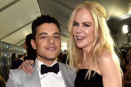 Nicole Kidman says Rami Malek's awkward Golden Globes moment 'mortified' her – Fox News