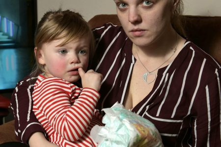 Mom's claim glass inside diaper left toddler bleeding investigated by company – Fox News