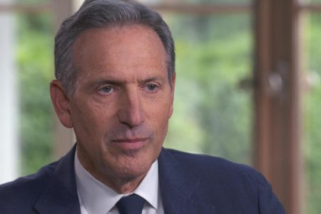 Howard Schultz, former Starbucks CEO, says he's considering independent run for president – 60 Minutes – CBS News