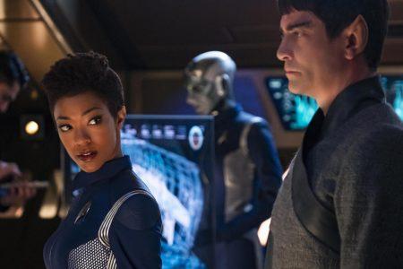 """Star Trek: Discovery"": How to watch tonight on CBS All Access – CBS News"
