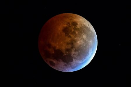 Watch the moon get rocked by a meteorite during this weekend's lunar eclipse – NBC News
