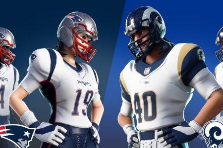 Fortnite NFL skins return for Super Bowl LIII – Polygon