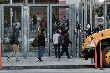 LA teachers head back to class after strike as Denver teachers prepare to walk out – ABC News